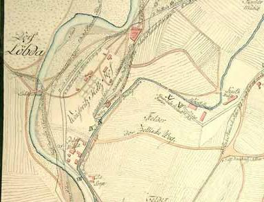 Die kartographische Darstellung der historischen Entwicklung der Wasserversorgung in Dresden