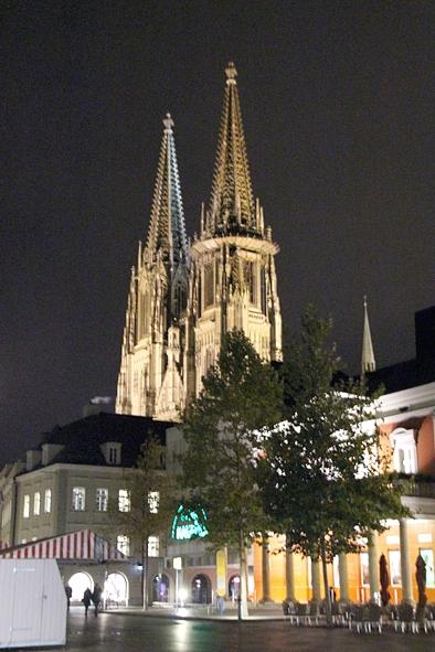 Frontinus-Exkursion 2015 nach Regensburg