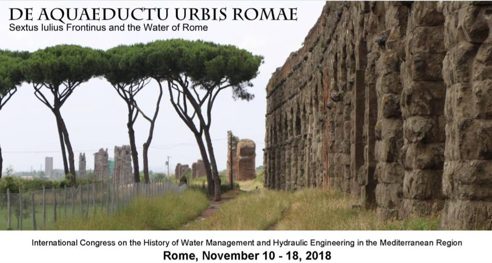 Internationales Frontinus-Symposium in Rom