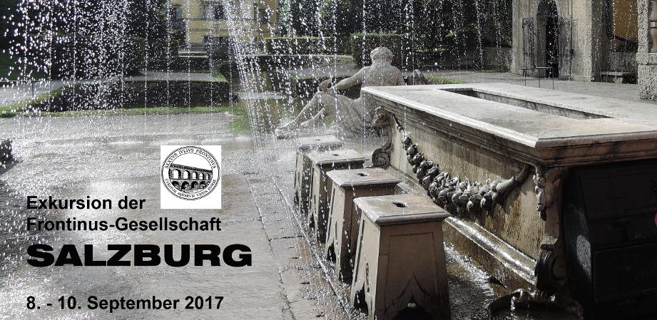 Technisch-historische Exkursion nach Salzburg.