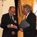 Verleihung der Frontinus-Medaille 2018 an Dr. Hubertus Manderscheid