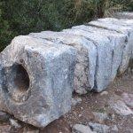 Steinrohrleitung